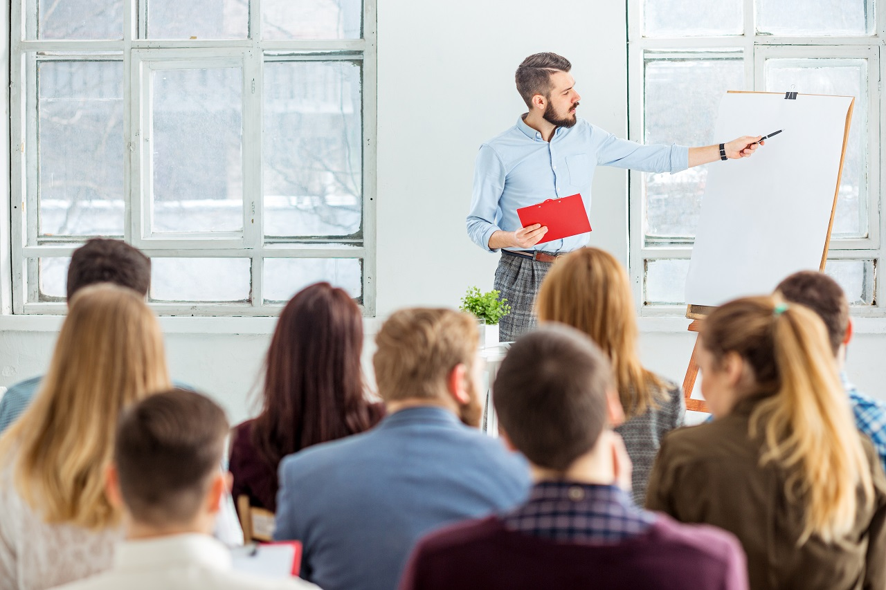 Training for retail employees